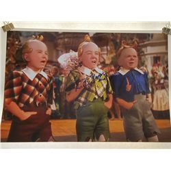 """Jerry Marin """"The Wizard of Oz"""" Signed 11x14 Photo"""
