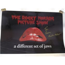 """Tim Curry """"The Rocky Horror Picture Show"""" Signed 11x14 Photo"""