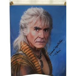"Ricardo Montalban ""Star Trek: The Wrath of Khan"" Signed 11x14 Photo"