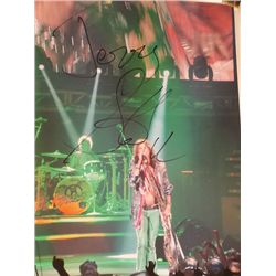 "Steven Tyler ""Aerosmith"" Signed 11x17 Photo"