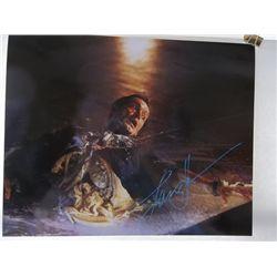 "Lance Hendrikson ""Alien"" Signed 11x14 Photo"