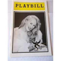 "Meryl Streep ""Death Becomes Her"" Prop Playbill"