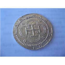 """Pirates of the Caribbean"" Screen Used Prop Doubloon"
