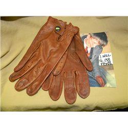 "Daniel Craig ""Dream House"" Leather Gloves"