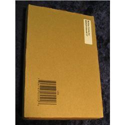 37. 2008 U.S. Mint Set. Original as issued in Mint sealed shipping box. CDN Bid is $50.00.