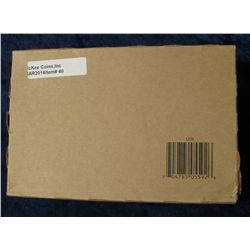 40. 2008 U.S. Mint Set. Original as issued in Mint sealed shipping box. CDN Bid is $50.00.