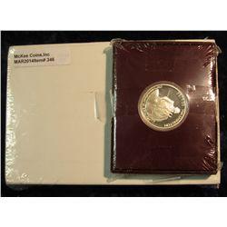 "346. U.S. Mint box containing 2006 P & D Original BU Rolls of ""Jefferson Reverse Head Nickel"" Set; &"