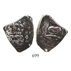 Guatemala, cob 4 reales, 1737(J).