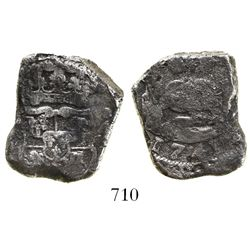 Guatemala, cob 4 reales, 1741(J).