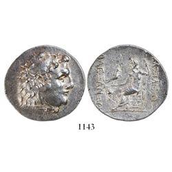Kings of Macedon, AR tetradrachm, Alexander III (the Great), 336-323 BC, Mesambria mint, struck ca.