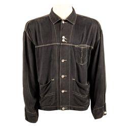 Hero Jacket worn by Jim Carrey in Ace Ventura