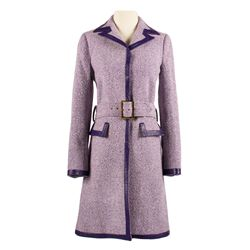 Signature Ally McBeal Hero Coat worn by Calista Flockhart
