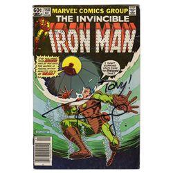 Set of Four Marvel Hero Comics Signed by Avengers Stars