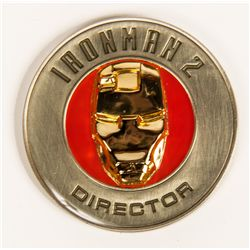 Iron Man 2 Director Crew Gift Coin