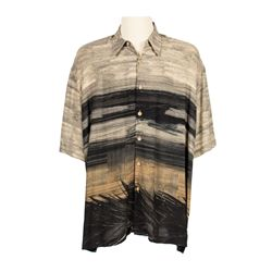 "Tony Soprano ""Irregular Around the Margins"" Short Sleeve Shirt"