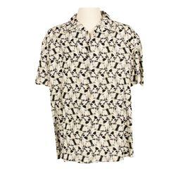 """Tony Soprano """"Remember When"""" Short Sleeve Shirt"""