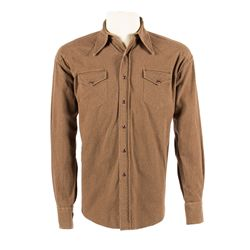 Hero Shirt worn by Hugh Jackman in X-Men 3: The Last Stand