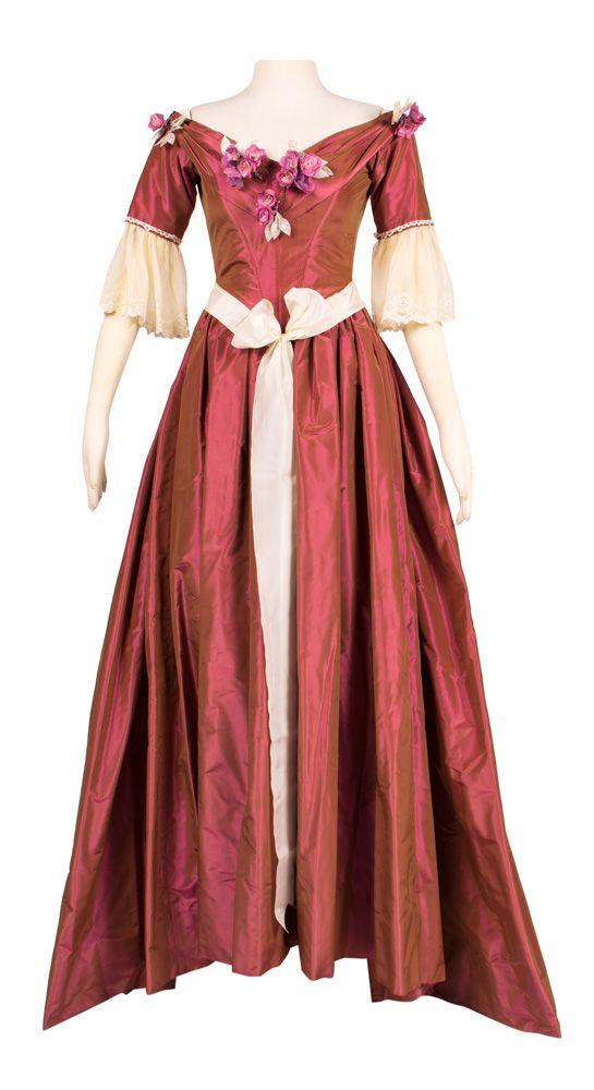 Victoria Under the Bust Dress