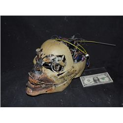 BLOOD THE LAST VAMPIRE SCREEN USED HERO ANIMATRONIC HEAD SERVOS INTACT