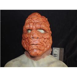 FANTASTIC 4 THING STUNT MASK WITH COMPLETE FACE