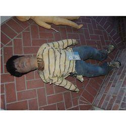 DEAD ASIAN BOY CORPSE BODY