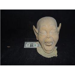 BAT BOY VAMPIRE ALIEN DEMON FULL HEAD LATEX MASK 3