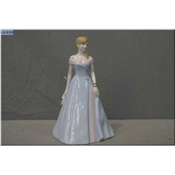Royal Doulton figurine  Charlotte  HN4758, note a hand signed Michael Doulton exclusive