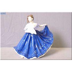 "Royal Doulton figurine ""Elaine"" HN4718"