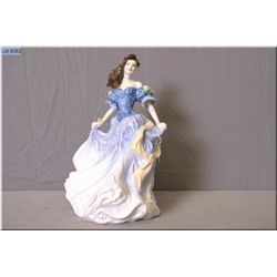 "Royal Doulton figurine ""Rebecca"" figure of the year 1998 HN4641"