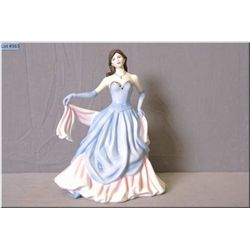 "Royal Doulton figurine ""Lily"" from the Pretty Ladies Collection HN5116"