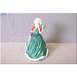 Royal Doulton figurine  Christmas Day  HN5097