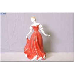 "Royal Doulton figurine ""Deborah"" HN 4735 hand signed"