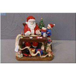 "A Royal Doulton ""Santa Makes his List"" figure HN5468, limited edition 552/4000"