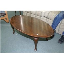 Gibbard coffee table and a Gibbard end table with single drawer