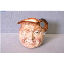 """Limited Edition Royal Doulton Character jug """"John Barleycorn"""" D5327 2782/7500"""