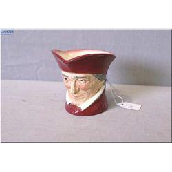 """Small Royal Doulton character jug """"The Cardinal"""""""