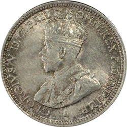 1914 Sixpence PCGS MS63