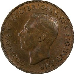 1940 Penny PCGS MS64 BN
