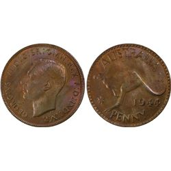 1944(p) Penny PCGS MS64BN