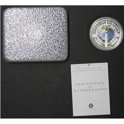 2001 Silver Millenium Coin