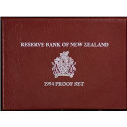 NZ Proof Set 1994