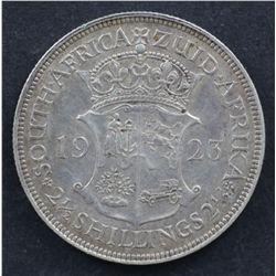South Africa Half Crown 1923 EF