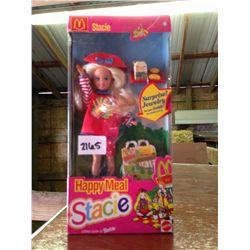 Barbie Happy meal Stacie
