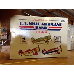Collector Series us mail #102 Plane