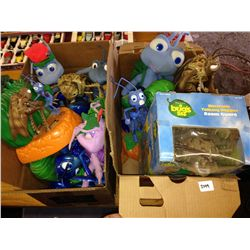 box of bugs life toys