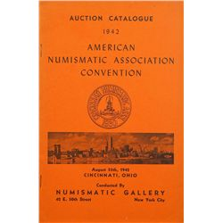 THE 1942 ANA CONVENTION SALE