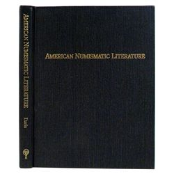 DAVIS ON AMERICAN NUMISMATIC LITERATURE