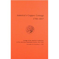 AMERICA'S COPPER COINAGE COAC