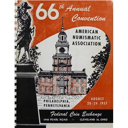 1957 ANA CONVENTION SALE