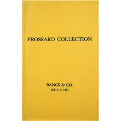FROSSARD SALE REPRINT
